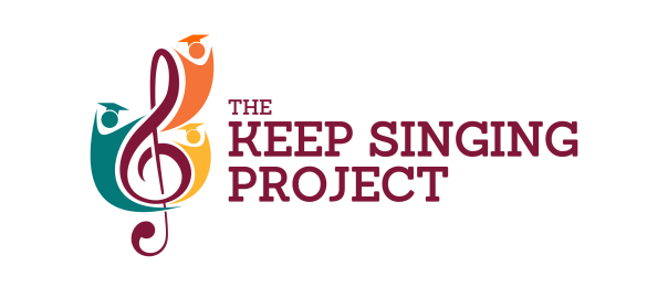 The Keep Singing Project logo